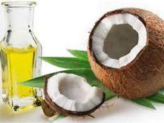 Alle informatie over kokosolie voor een gezonde huid en recepten met kokos olie en vitamine E.