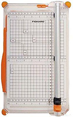Fiskars 4560 - SureCut Plus Cizalla para papel 30 cm - A4: Amazon.es: Hogar