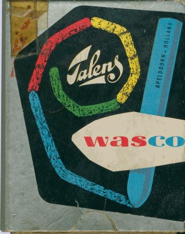 Wasco! Dit logo herken ik nog!