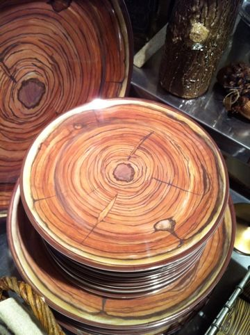 17 Best Images About Rustic Dinnerware On Pinterest