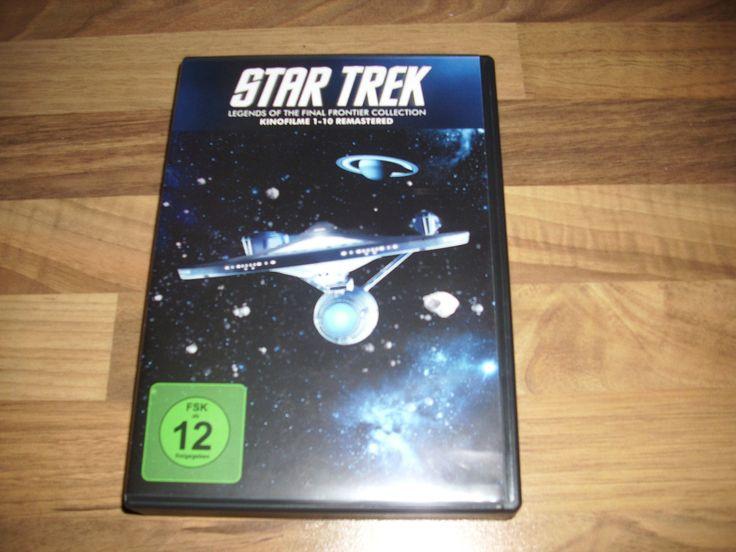 Raumschiff Enterprise - Star Trek - alle10 Kinofilme - TOP-sparen25.com , sparen25.de , sparen25.info