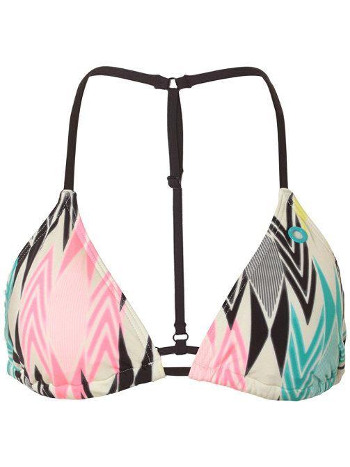 Volcom Beat Street Triangle Bikini Top online bestellen im Blue Tomato Shop € 39,95