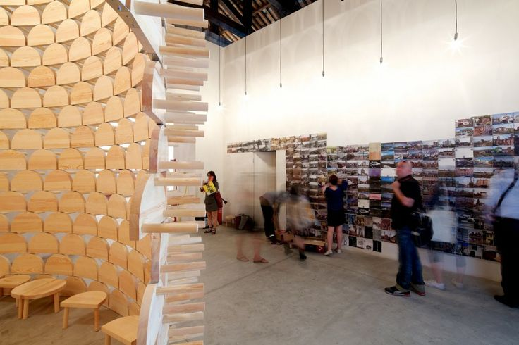 Visibility (Imposed Modernity),Kosovos Pavilion at the Venice Biennale 2014