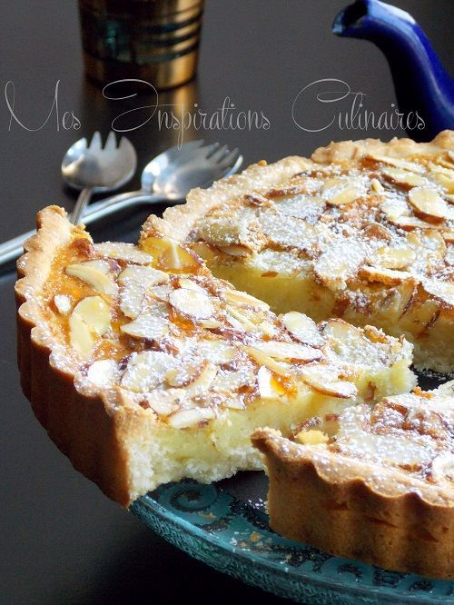 Tarte amandine facile                                                                                                                                                                                 Plus