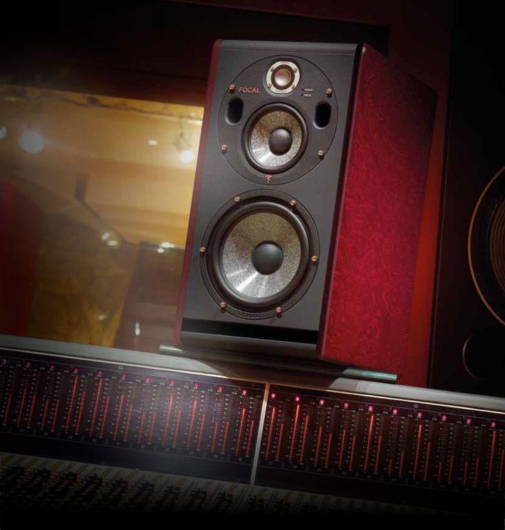 Focal trio6be monitor de estudio