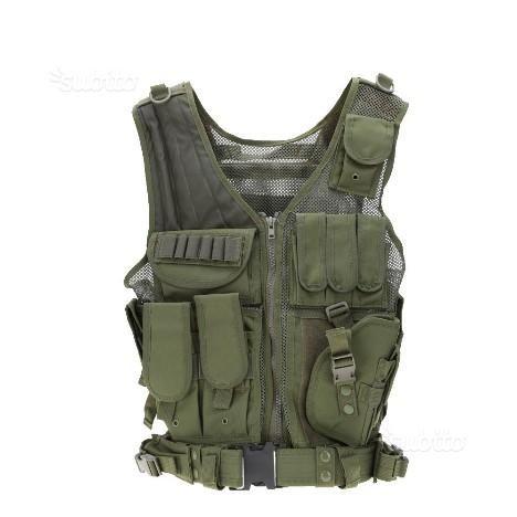Gilet tattico - Abbigliamento e Accessori In vendita a Biella