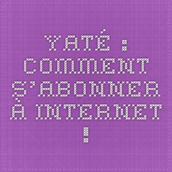 Yaté : comment s'abonner à internet ! Découvrez le fournisseur d'accès internet #nautile sur #yaté ( #nouvellecaledonie ). Toutes les infos sur https://www.nautile.nc/fournisseur-internet-province-sud/abonnement-forfait-yate