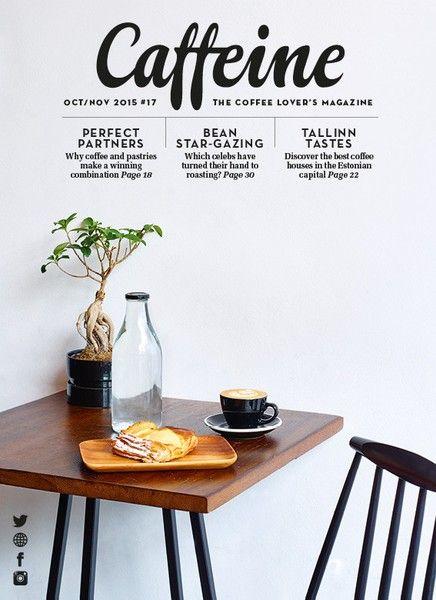 Caffeine, October/November 2015, issue 17
