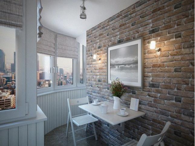 Pannello Finto Mattone in Polistirolo - Esempio  Brick and Stone  Pinterest...