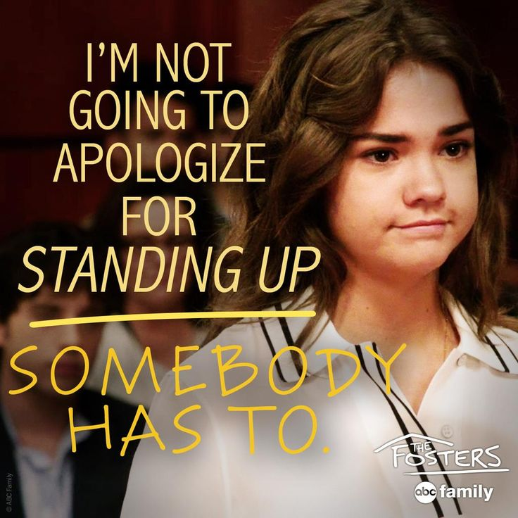 "S3 Ep10 ""Lucky"" - Callie is such an inspiration! #TheFosters"