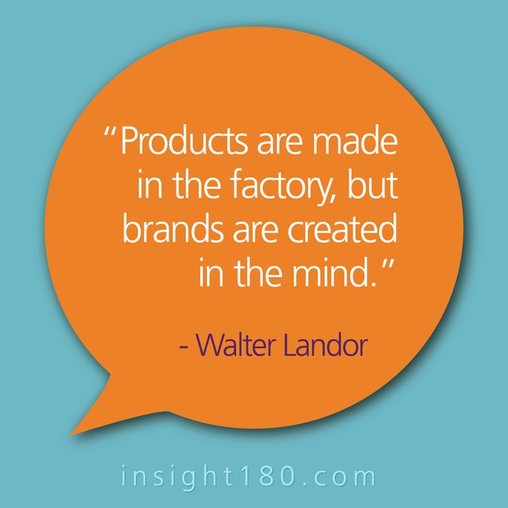 87 Best Branding Quotes Images On Pinterest | Words, Advertising