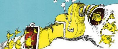 Image result for dr. seuss star bellied sneetches