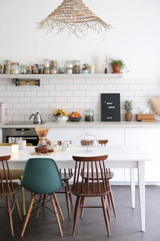 Les 25 meilleures id es de la cat gorie cuisine scandinave for Acheter un loft en region parisienne