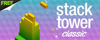 Stack Tower Classic - Puzzle - Free Web Game - WildTangent