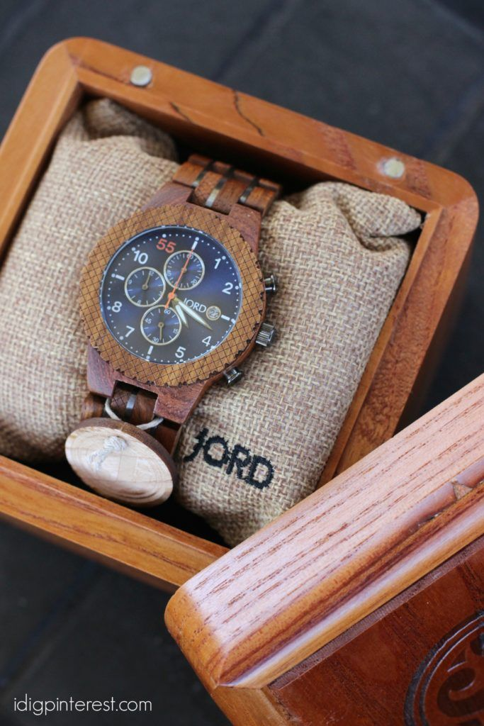Jord Wood Watches for Men   JORD Men's Wood Watches and a Giveaway! - I Dig Pinterest