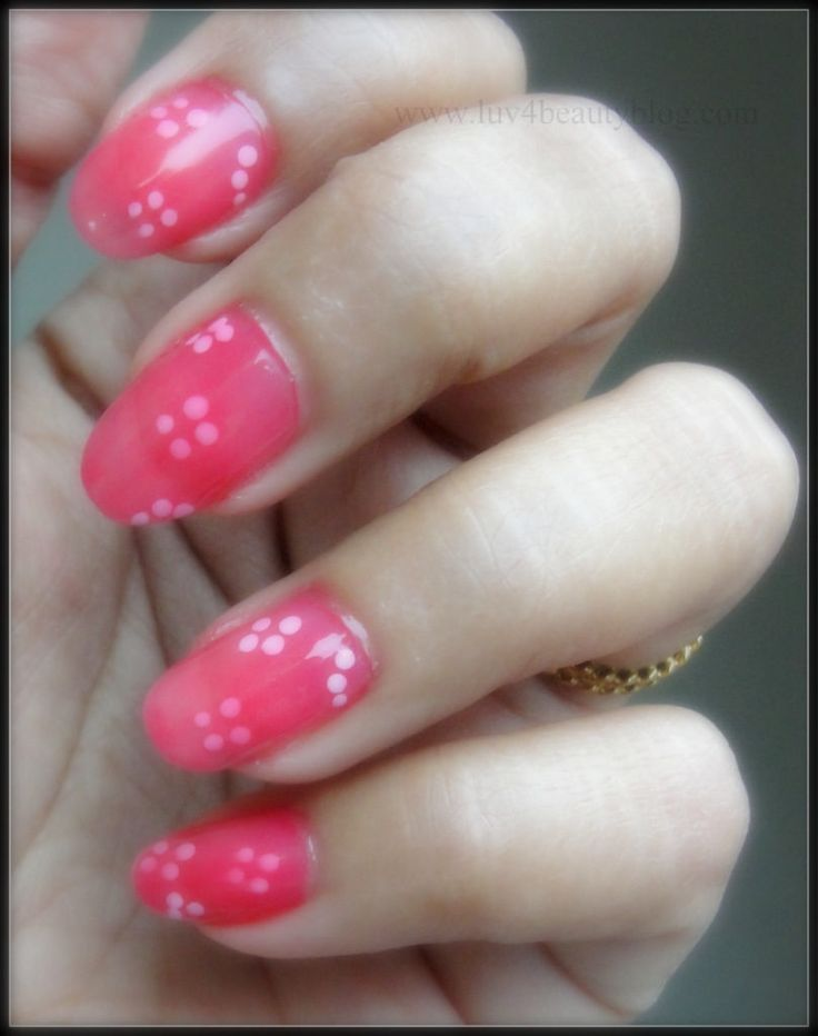 37 Best Colourful Nail Art Images On Pinterest Nail Art Designs