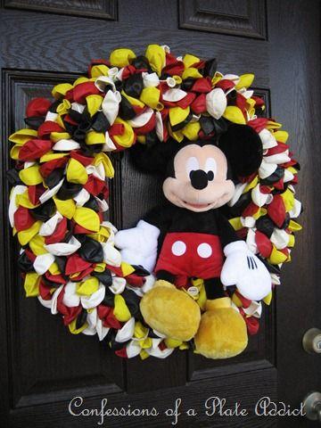 Love Our Disney: Disney Craft Link Up