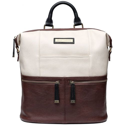 Kelly Moore Bag Woodstock Backpack (Cinnamon Colorblock)