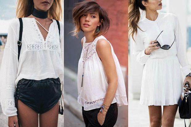 Biała bluzka, to element garderoby, który każda z nas na pewno ma w swojej szafie. Jest ponadczasowa, elegancka i pasuje do każdego stylu ubierania. Jesteś ciekawa naszych propozycji stylizacji z jej udziałem? Koniecznie zobacz!
