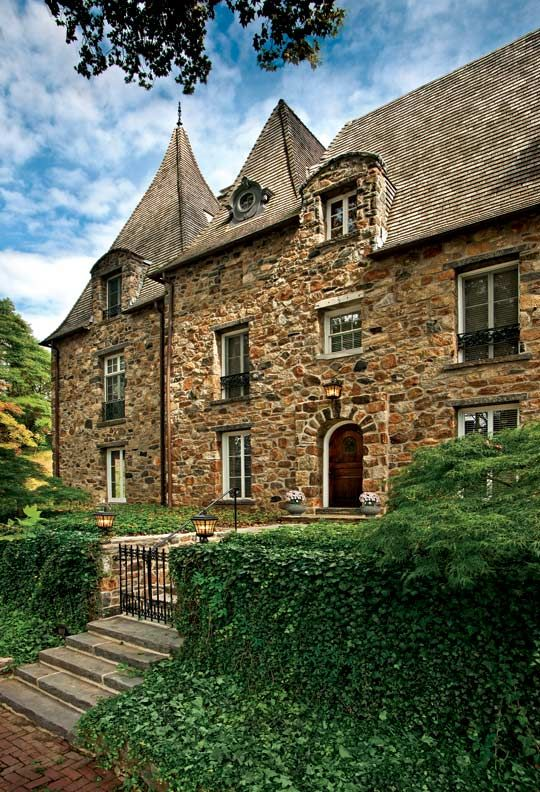 99 best french normandy and country style images on pinterest for French normandy house plans