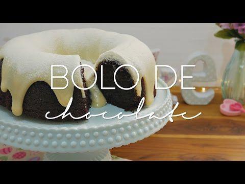 true-luv.com - live, love, learn and believe » Arquivo » Bolo de Chocolate com Cobertura de Leite Ninho