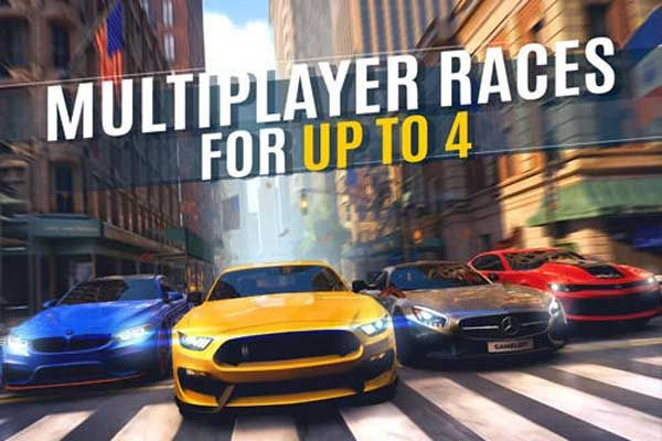 Download Game Asphalt Street Storm Racing Apk for Android From Gretongan in Racing Catergory
