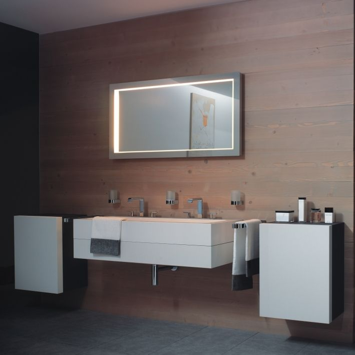 keuco edition 300 bathroom sink cabinetsdouble - Bathroom Cabinets Keuco