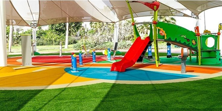 Australia's largest range of playground equipment suppliers. From commercial playground equipment to outdoor fitness equipment including rubber soft fall.