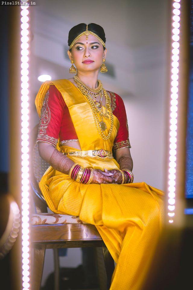 Pretty look!  #weddingnet #wedding #india #bangalorewedding #indian #indianwedding #weddingphotographer #candidphotographer #weddingdresses #mehendi #ceremony #realwedding #lehenga #lehengacholi #choli #lehengawedding #lehengasaree #saree #bridalsaree #weddingsaree #indianweddingoutfits #outfits #backdrops  #bridesmaids #prewedding #photoshoot #photoset #details #sweet #cute #gorgeous #fabulous #jewels #rings #tikka #earrings #sets #lehnga #love #inspiration