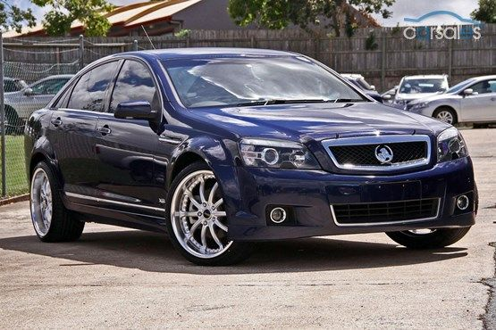 2007 Holden Caprice WM Sports Automatic$18,988