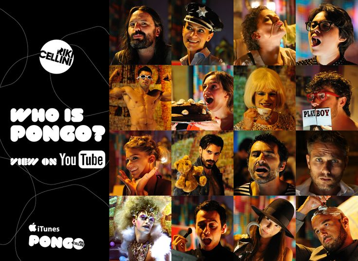 Who is PONGO? View on YouTube: http://www.youtube.com/watch?v=LYPInT_q46U