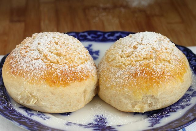 Pão de Deus –  Sweet Rolls ~ translation means God's bread