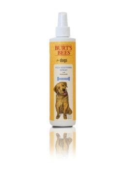 DOG GROOMING - HEALTH PRODUCTS - BURTS BEES ANTI ITCH SPRAY 10OZ - OAT/HONEYSUCKLE