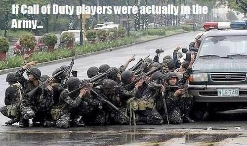 funny real Call of Duty players