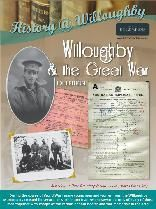 Willoughby and the Great War Exhibition - on display at Chatswood Library