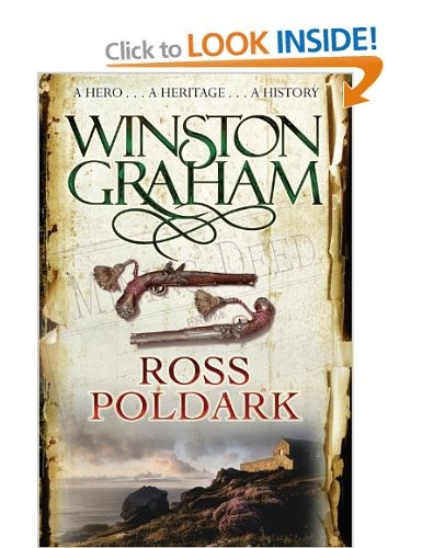 Winston Graham writes the fantastic Poldark series.  This is the first one to get you hooked.  Ross Poldark: A Novel of Cornwall 1783 - 1787