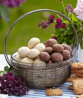 Skønne småkager til det sønderjyske kaffebord