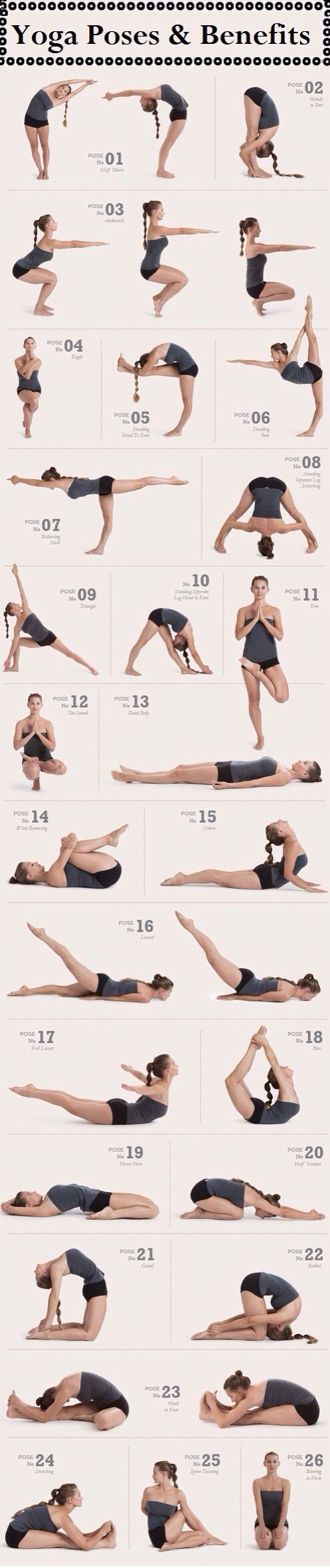 Beautiful bikram yoga demos. Practicing these before I go to the class in 95degrees