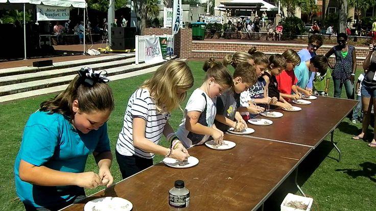 Prawn Peeling Competition