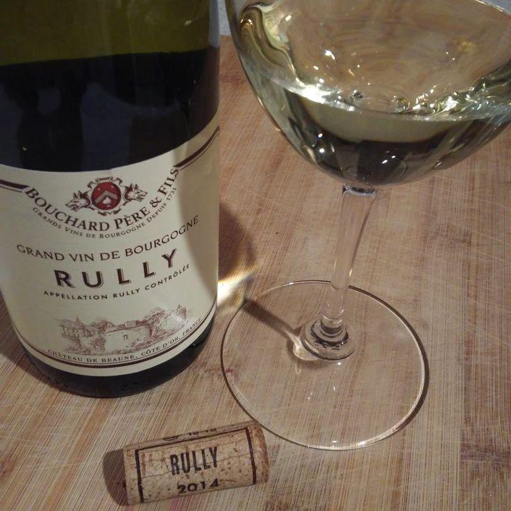 Sommelier Par Pur Plaisir : Rully 2014 Bouchard Père & Fils