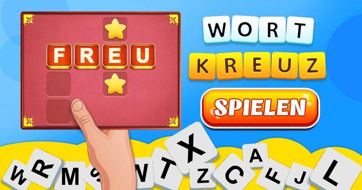 Hey! Ich empfehle dir WortKreuz, ein kostenloses und spaßiges Worträtsel, entspannend und herausfordernd!