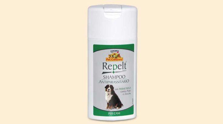 Shampoo Antiparassitario   Repelt