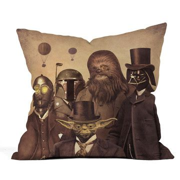 "My design inspiration: Victorian Wars Throw Pillow 18"" on Fab."