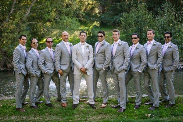 Eu Todas as atenções e olhares são para a noiva pois ela é o foco em um casamento, mas e o que o noivo deve vestir no grande dia?   Primeira...