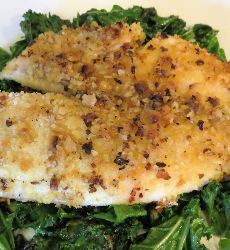 Cracker Crusted Tilapia - Powered by @ultimaterecipe