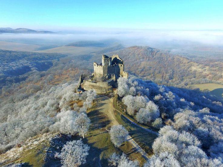 Hollókő Castle, Hungary - photo by Josef Jordan