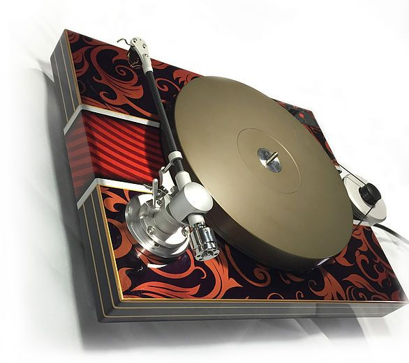 High End Turntable , Independent motor