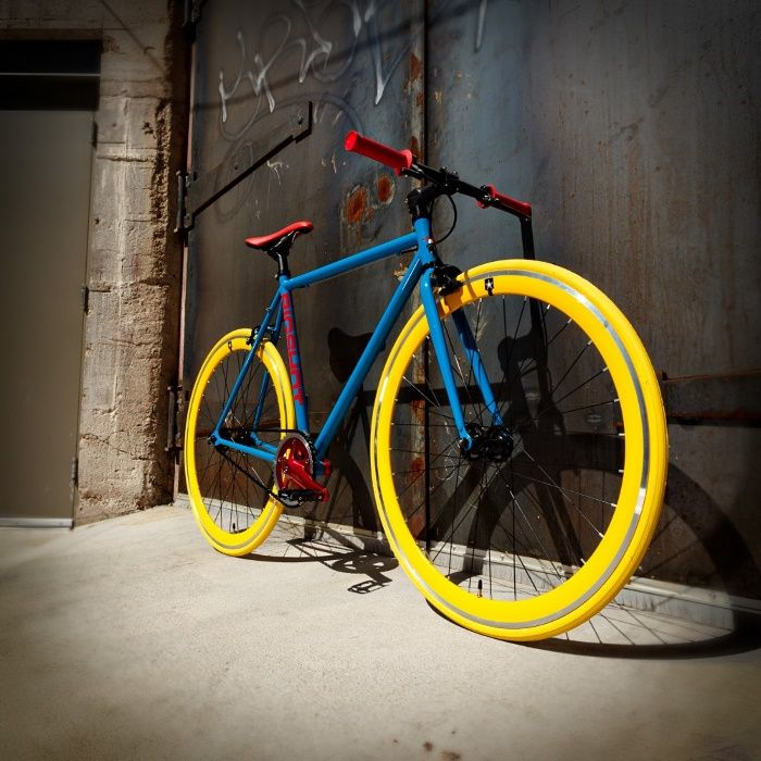 Design Your Own Custom Big Shot Fixie Bike with your own color ...