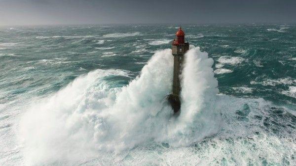 Na námořním majáku by chtěl bydlet každý. I když možná ne úplně každý a hlavně ne za bouřky...