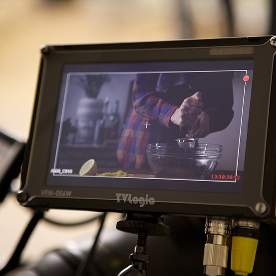 Behind the scenes for making the #nowyourecooking films #Electrolux